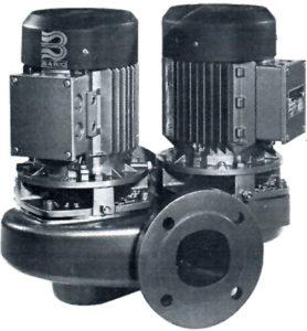 Baric Twin Circulator Pumps