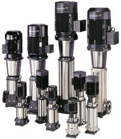 Grundfos Vertical Pumps