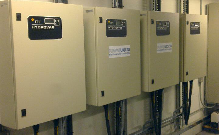 Wall Mounted Inverter Installation