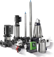 Grundfos Products Lineup