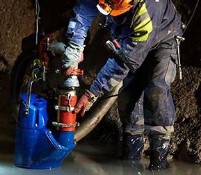 Sulzer Commercial Dewatering Pumps