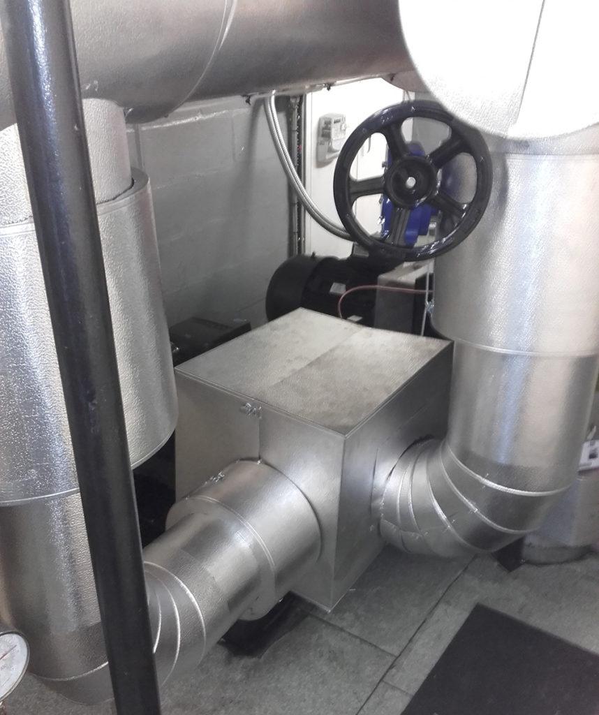 Pullen Pump Replacement in Aldgate 2