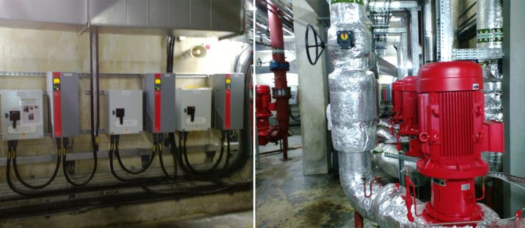 Armstrong Pump Installation