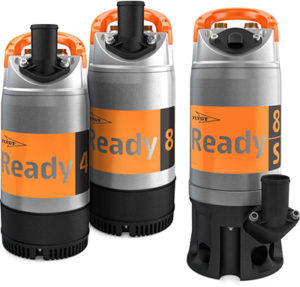 FlyGT Domestic Submersible Pumps