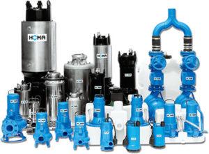Home Pump Range