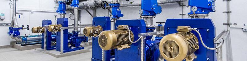 KSB Circulator Pumps