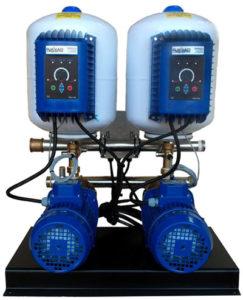 PUK VARI TWIN Small Twin Booster Pump