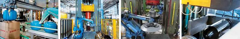 Varem Vessel Manufacturing